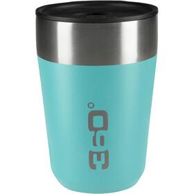 360° degrees Vacuum Travel Mug Regular 355ml, turchese